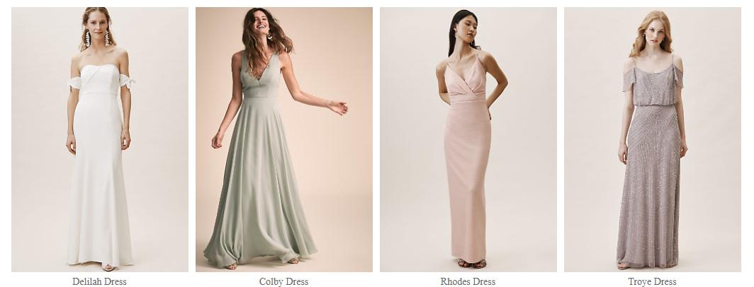 Saiba Onde Encontrar Vestidos de Festa Online