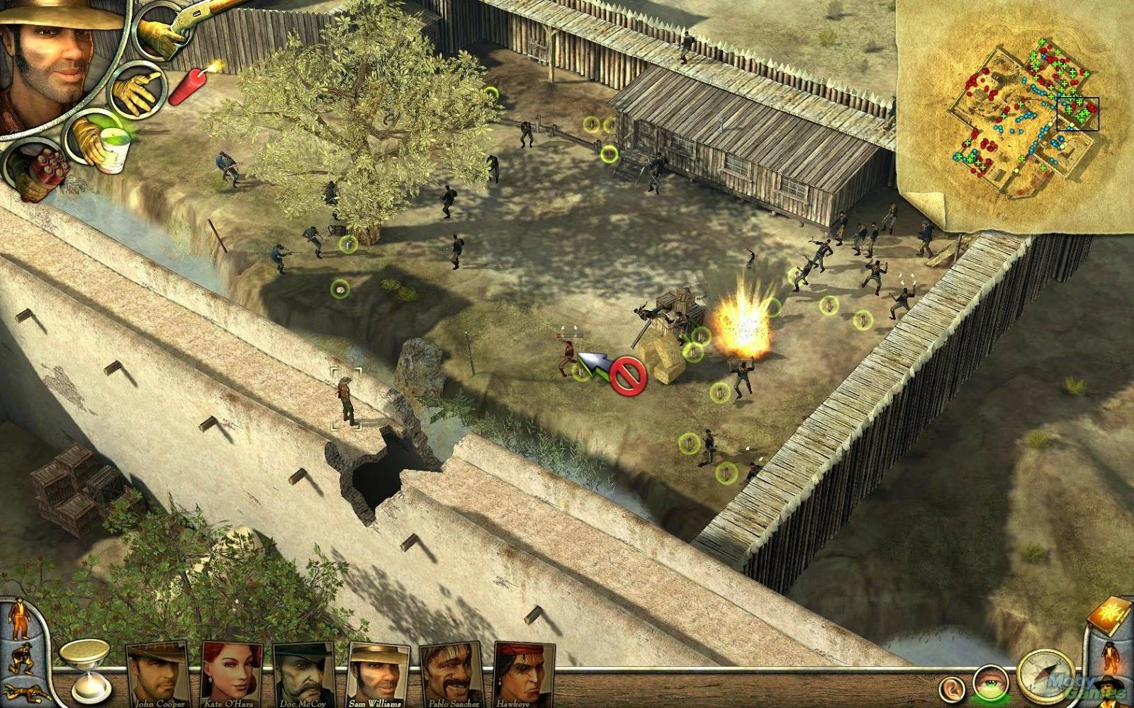 Desperados 2 Cooper S Revenge Free Download Ninja89games