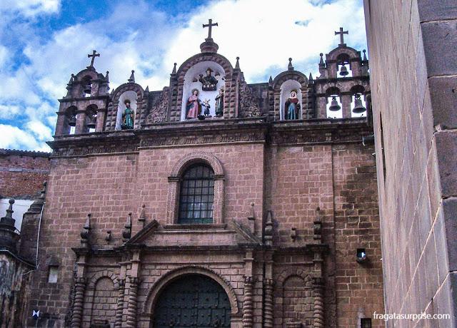 Catedral de Cusco - Peru - Igreja da Sagrada Família