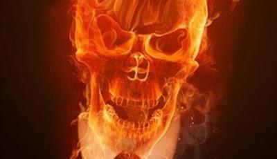 Ghost Rider Pernah Meneror Wirral Abad Ke-19