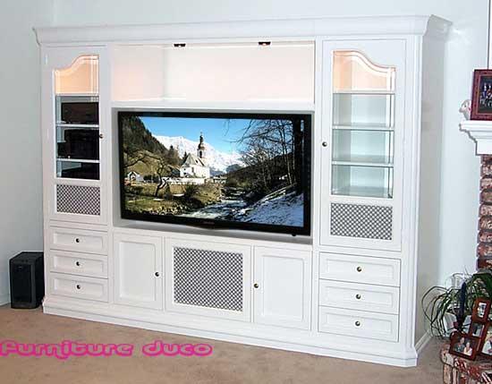 60 Model Rak TV Minimalis  Desainrumahnyacom