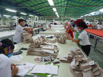 Lowongan Kerja Jobs : Driver, Sewing Operator, Sewing Supervisor, Finishing Chief (Garment) Min SMP SMA SMK D3 S1 PT TOP AND TOP APPAREL Membutuhkan Tenaga Baru Besar-Besaran Seluruh Indonesia