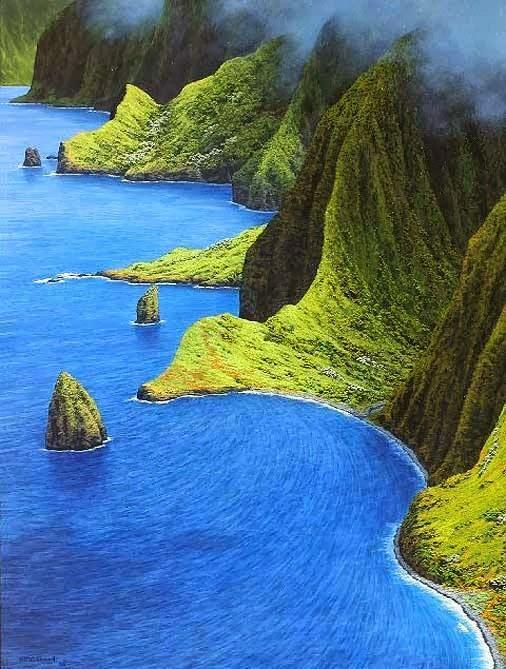 Molokai Hawaii jjbjorkman.blogspot.com