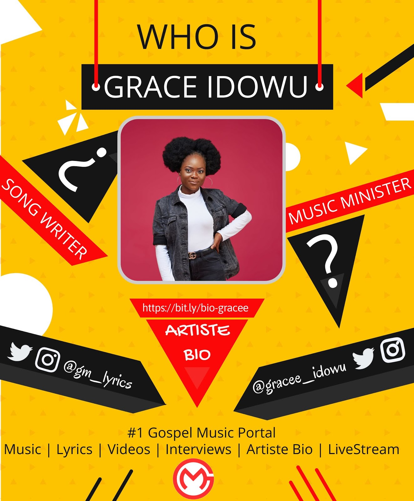 Grace Idowu - All you need to know about her