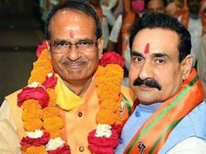 शिवराज सिंह चौहान को केंद्र में कृषि मंत्री  बनाने  की योजना