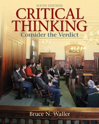 [Free amazon ebook]Critical Thinking: Consider the Verdict (6th Edition)-Dr. Bruce N. Waller