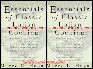 Download cookbook Essentials of Classic Italian Cooking : Marzella Hazan
