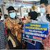 Wako Padang Serahkan Dana Operasional RT/RW Maksimalkan Pelayanan Warga