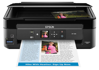 Epson Expression Home XP-330 Printer Driver Download