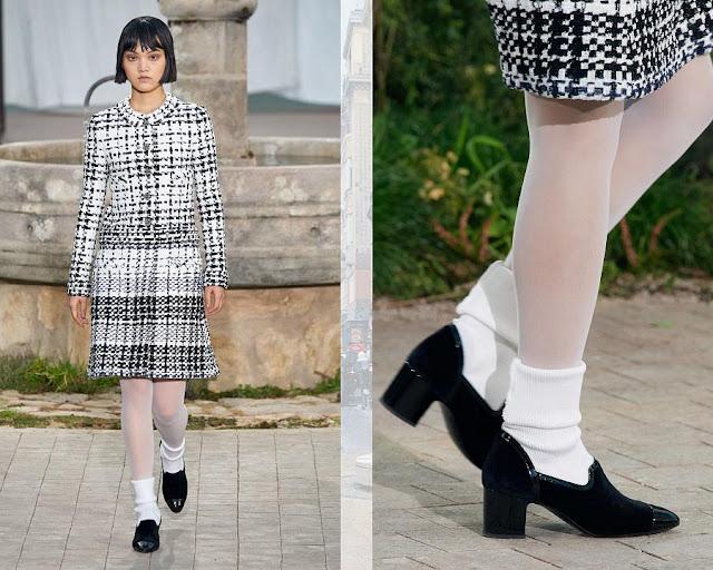 Chanel Couture весна лето 2020 2