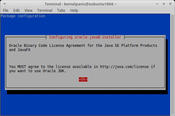 How to install Oracle Java 8 on Xubuntu 16 04 - Xubuntu How to