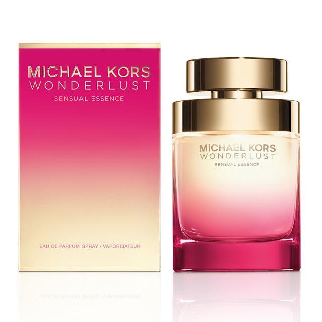Perfumy Michael Kors Wonderlust Sensual Essence w pojemności 100 mL