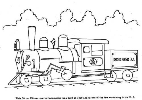Todorecortables Sueños De Papel Recortables De Trenes