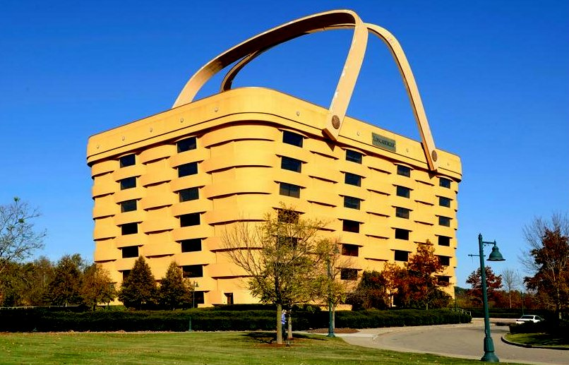 buildings unusual architecture most incredible building amazing tortoise flying seen worlds office unbelievable must longaberger unique famous believed prague america