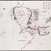 Tolkien jegyzeteivel ellátott Középfölde térképet nézegethetünk