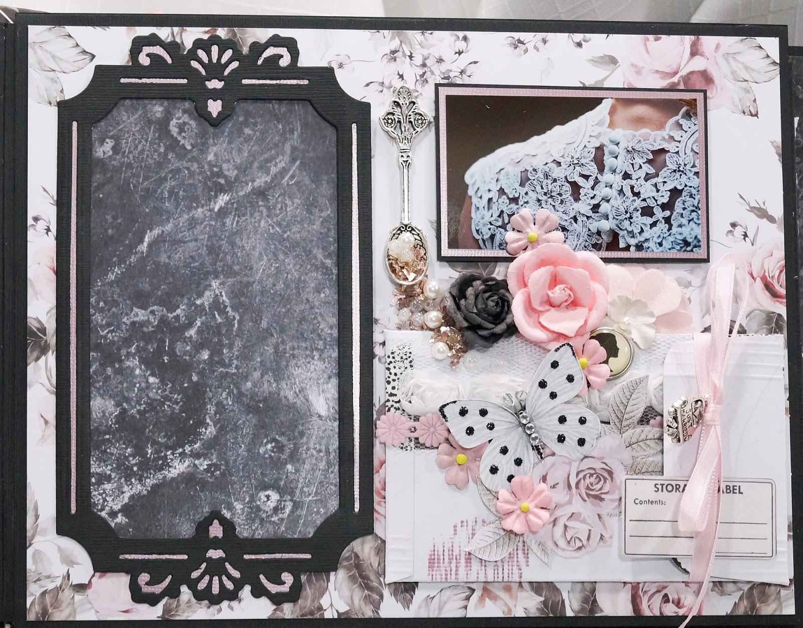 How to scrapbook on youtube - Watch The You Tube Video To See More