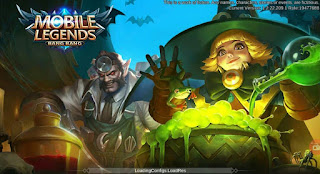 Hero terbaru Mobile Legends Halloween