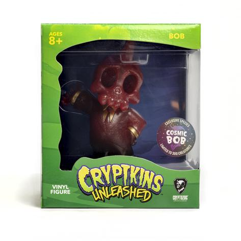 SDCC 2021 Cryptozoic Cryptkins Unleashed Cosmic Collection Vinyl Figures Cosmic Bob 01