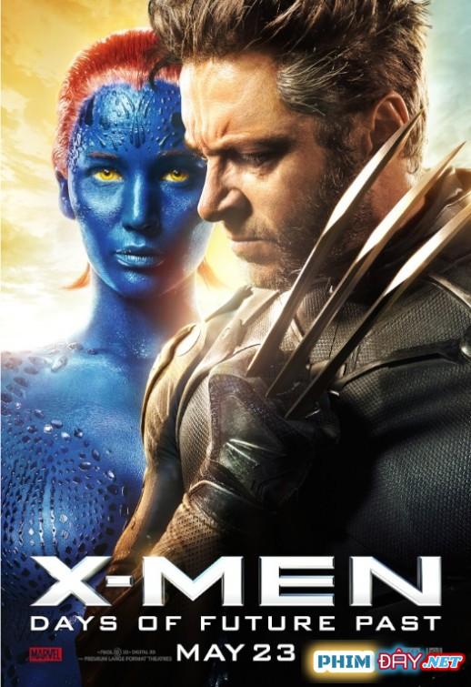 Dị Nhân 6: Ngày Cũ Của Tương Lai - X-Men 6: Days of Future Past (2014)