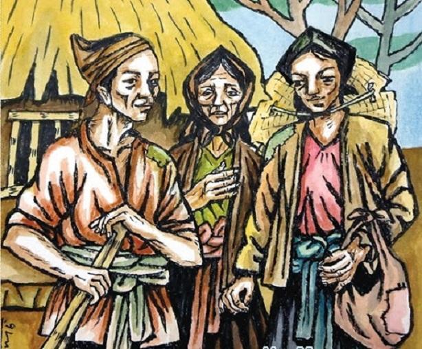 Phân tích nhân vật Tràng từ tác phẩm Vợ nhặt – Bức chân dung điển hình từ nạn đói 1945
