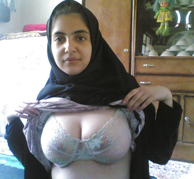This Muslim Girl Has Some Nice Tits...Check It Out NOW!!!