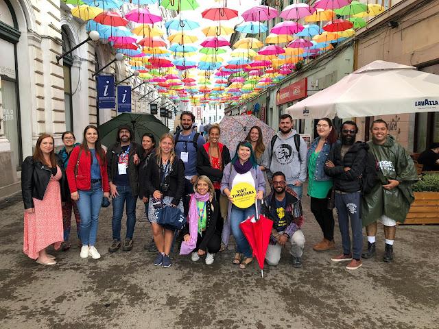 Visit Timisoara Romania European Capital of Culture 2021 Free Walking Tours