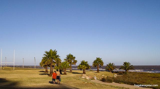 Ramblas do Rio da Prata, Montevidéu, Uruguai