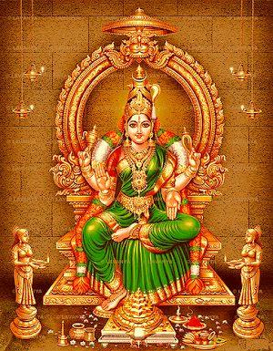 Bhuvaneshwari Ashtakam