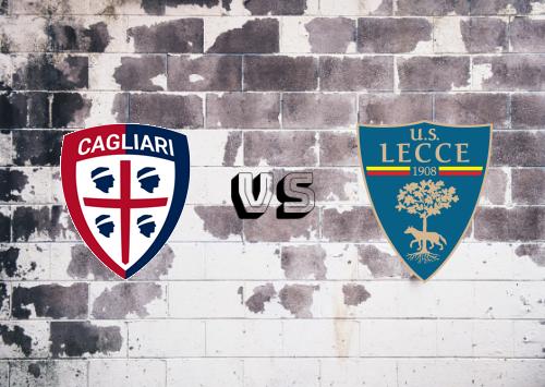 Cagliari vs Lecce  Resumen
