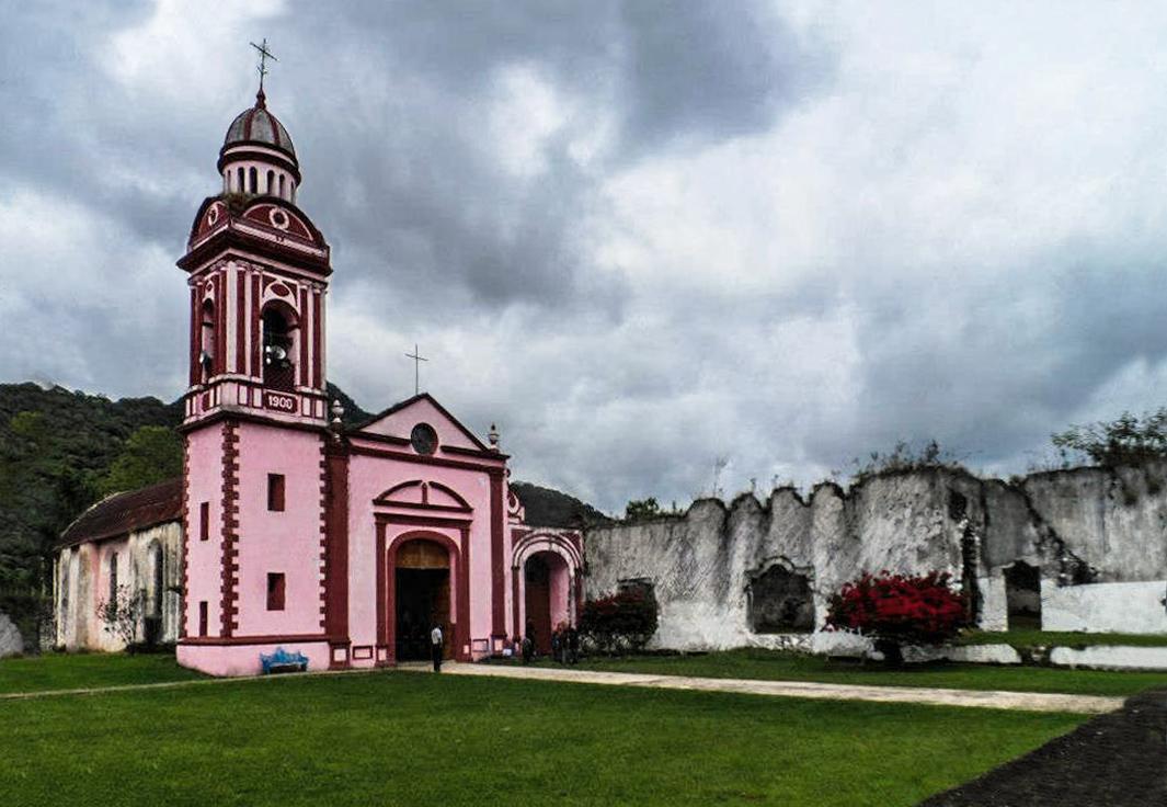 Ex Hacienda Monte Blanco, de las más bellas de Veracruz