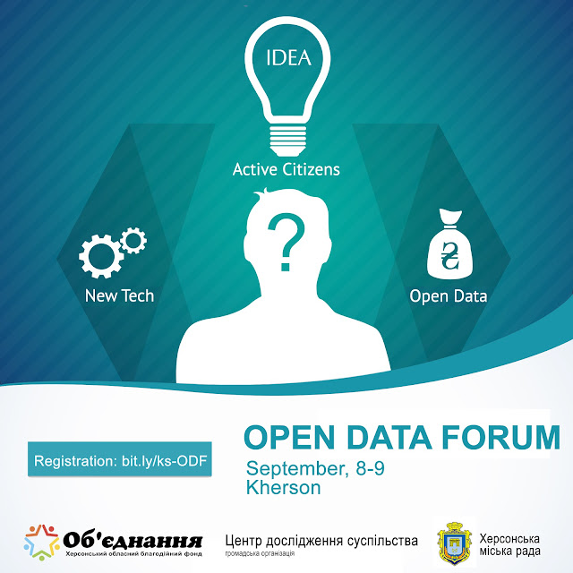 Open Data Forum 2016