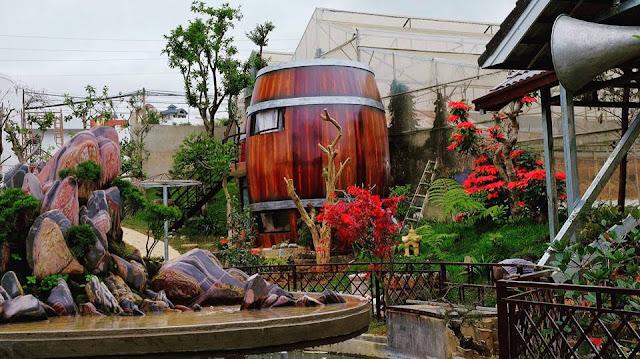 Wine Valley Homestay Đà Lạt