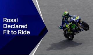 Rossi Tercepat Pertama FP3 MotoGP Mugello Italia 2017