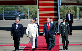israel-pm-welcomes-pm-modi