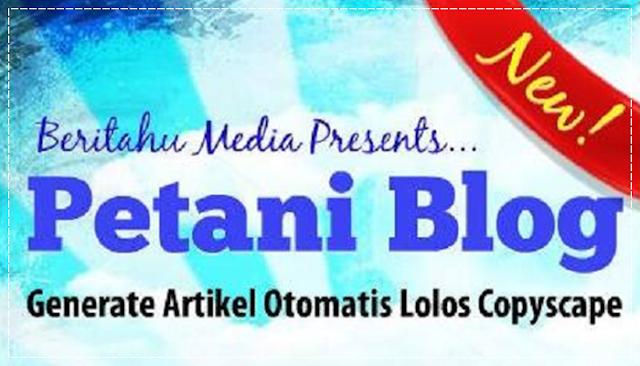 Petani Blog  Tool Generate Artikel Lolos Copyscape Premium