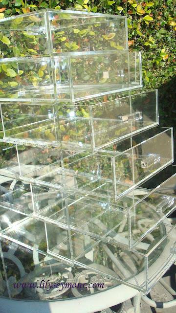 Acrylic Clear Cubes