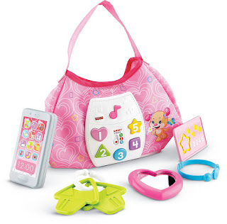 fisher price purse