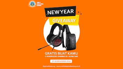 Giveaway SMK TI Bali Global Badung