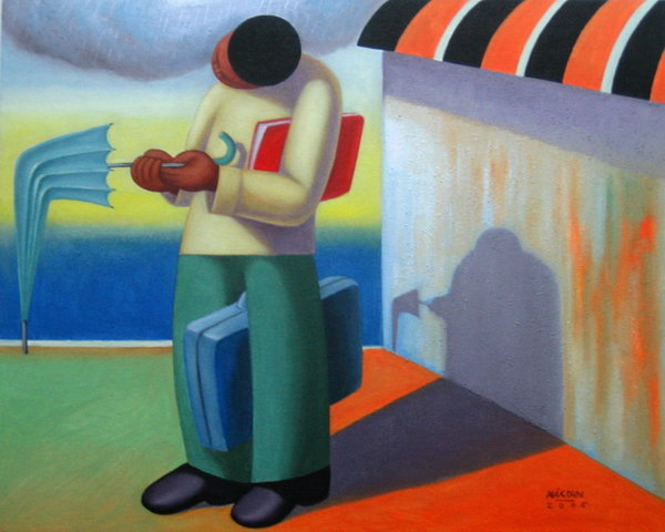 Wilfredo Alicdan | Filipino Figurative painter