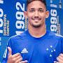Jhonata Robert é novidade em treino do Cruzeiro antes da apresentação oficial