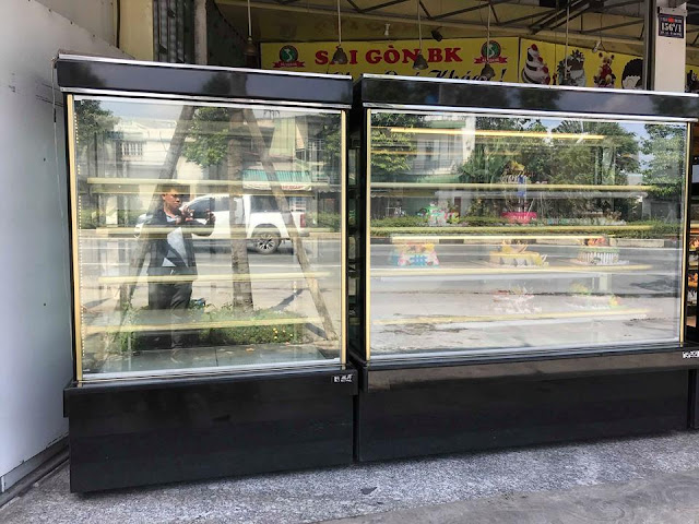 Tư vấn Lựa chọn tủ bánh kem Trung Quốc
