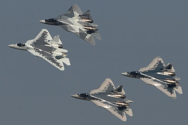 Algeria plans to buy a dozen Su-57