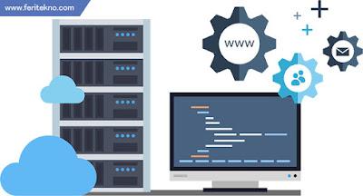 apa itu hosting dan domain