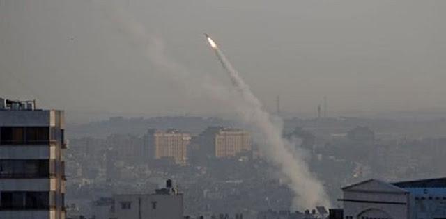 Serangan Roket Hantam Israel Bersamaan Dengan Penandatanganan Normalisasi Di Gedung Putih