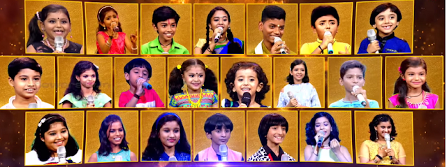 Flowers Top singer contestants