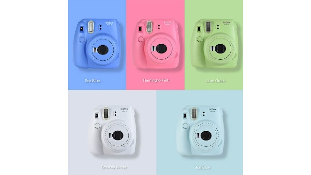Fujifilm Instax Mini 9 Instant Camera   Rs 3,887