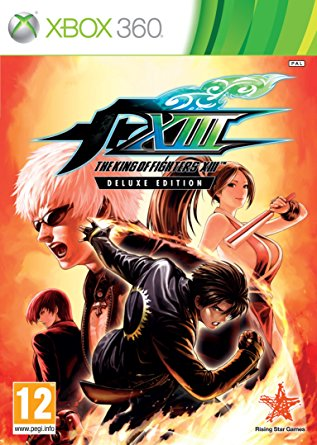 The%2BKing%2Bof%2BFighters%2BXIII - The King of Fighters XIII For XBOX 360