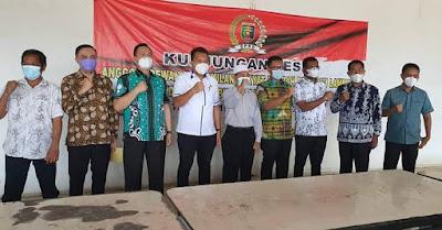 Harga Singkong Jatuh, Anggota DPRD Lampung Dapil Lamtim Sambangi Pabrik Singkong