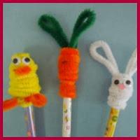 Lápices de Pascua