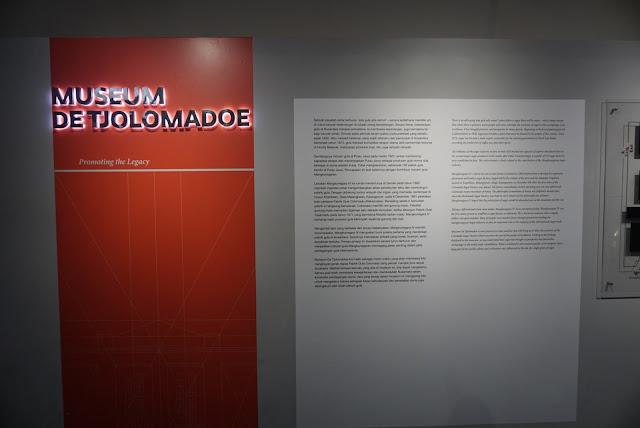 Museum De Tjolomadoe yang instagramble